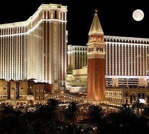 The Venetian Hotel, Las Vegas.