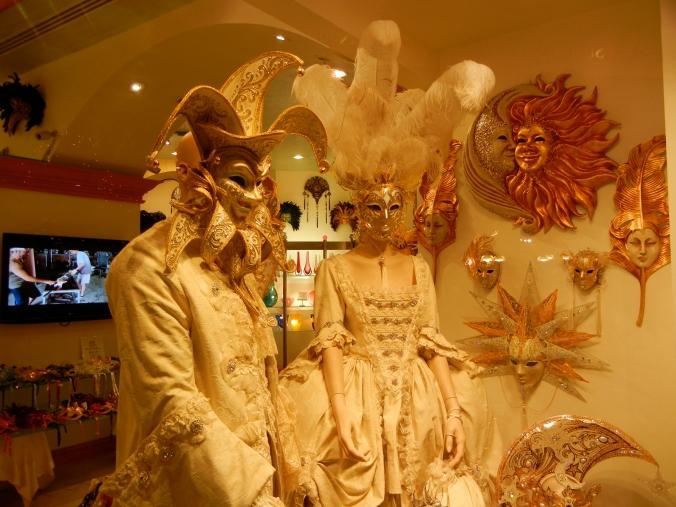 Venetian Mask Shop