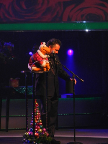 Ventriloquist Terry Fator + Winston the Impersonating Turtle