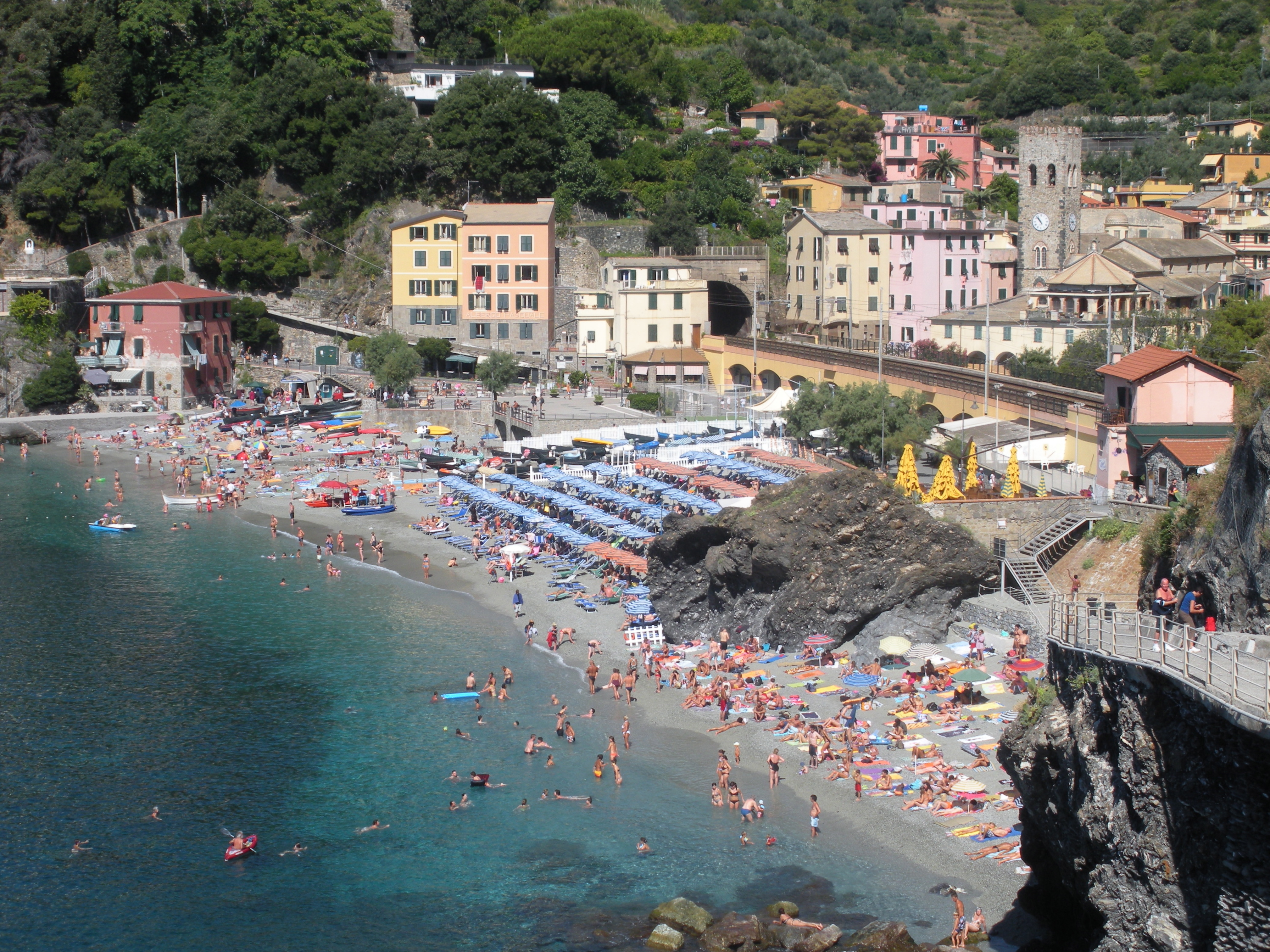 A Loveable Corner Of Liguria The Cinque Terre Not Just
