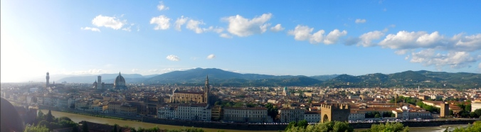 Firenze from Piazzale Michelangelo