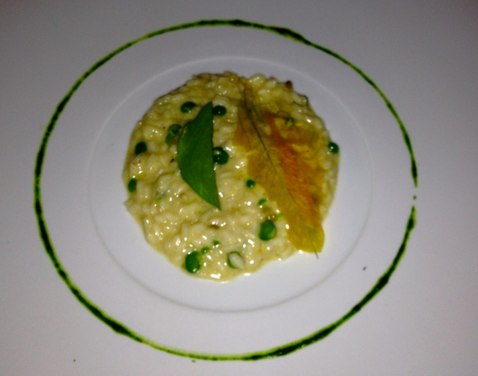 The best risotto ever made.