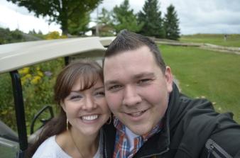 Recent sibling selfie.