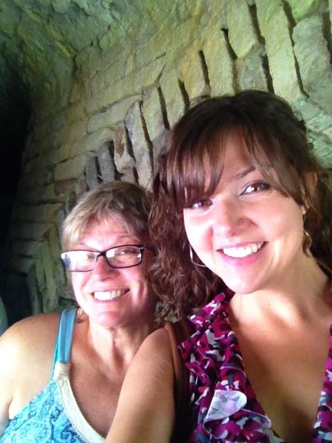 Deborah & I